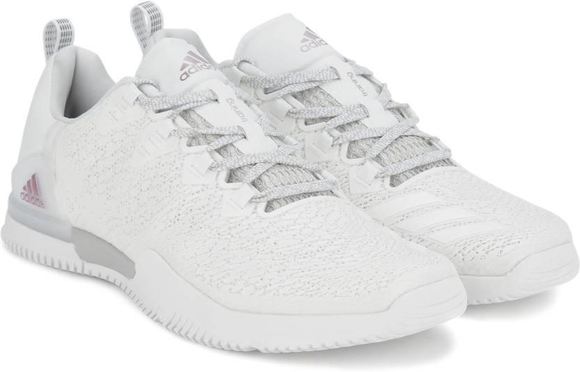 adidas crazypower tr w training und ausbildung für frauen ftwwht schuhe kaufen.