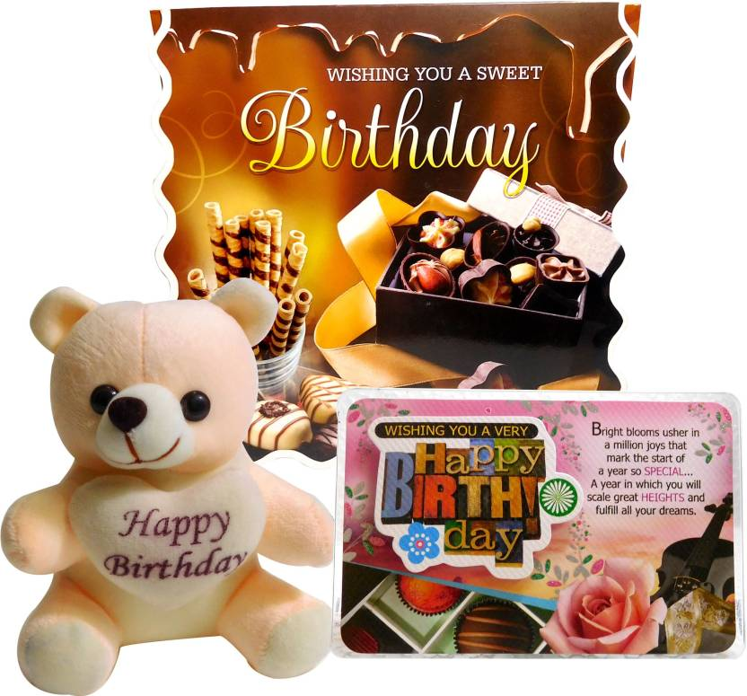 Siddhi Gifts Greeting Cards For Birthday