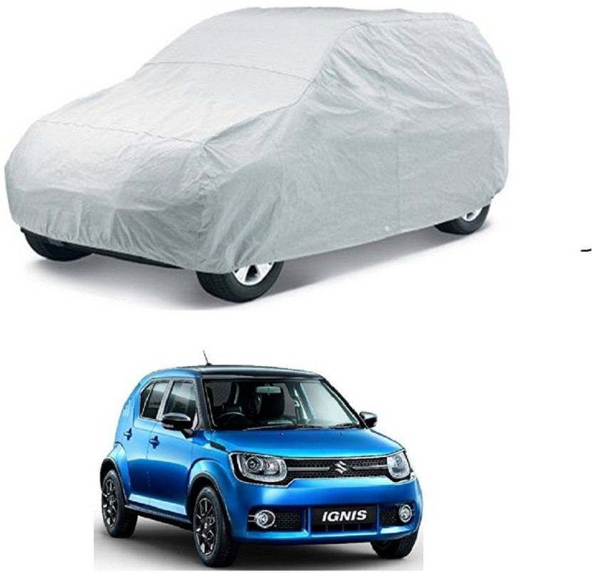 Car Cover Car Cover For Maruti Suzuki Ignis Without Mirror Pockets