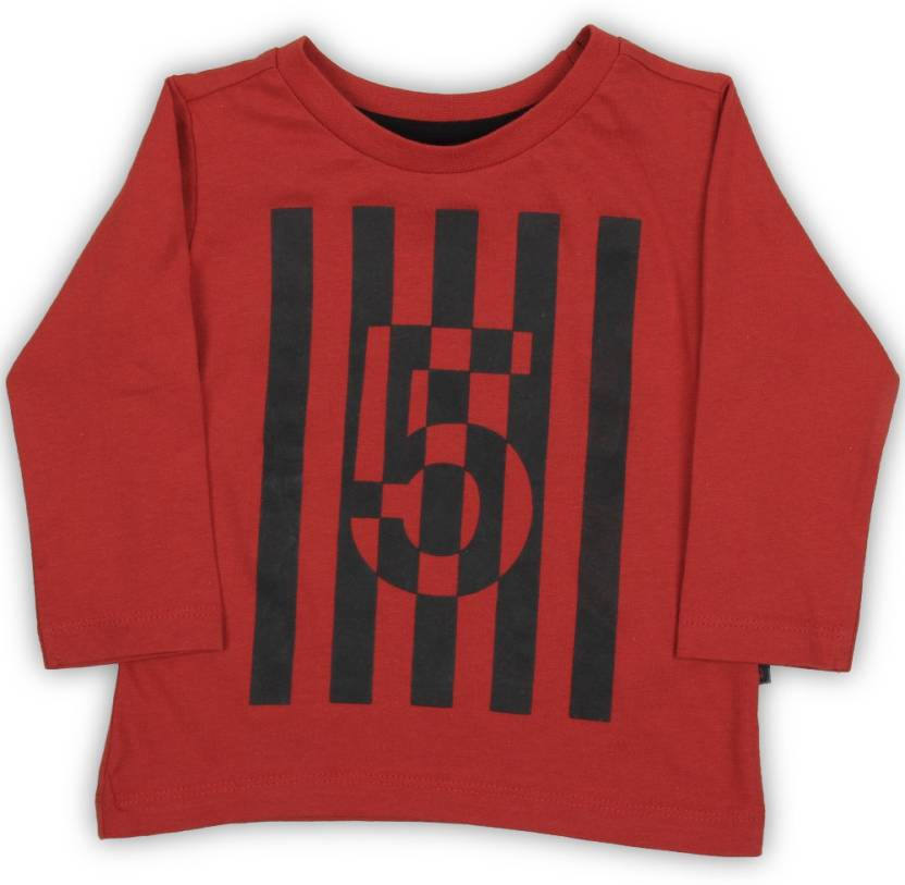 91b3fa2c United Colors of Benetton Boys Printed Cotton T Shirt Price in India ...