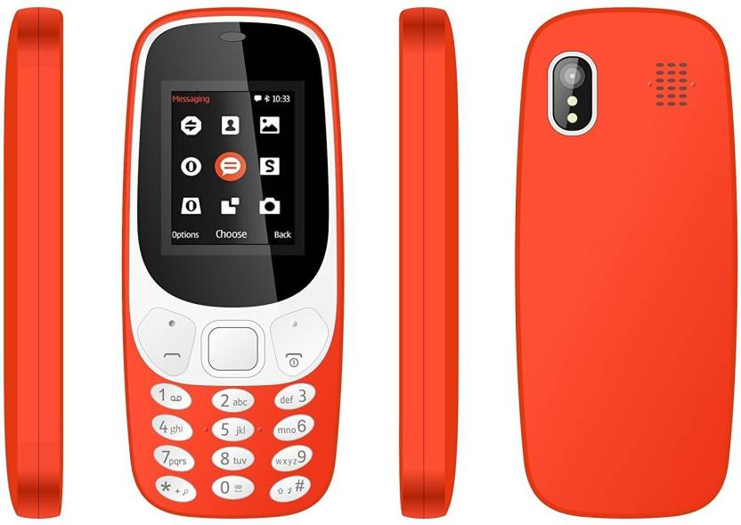 Callbar Callbar-3310(Red)