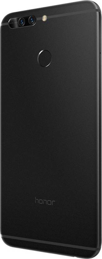 Honor 8 Pro (Midnight Black, 128 GB)(6 GB RAM)