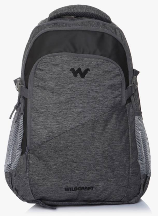 6fa9cea42a Wildcraft Traverse 2.1 Grey 21 L Laptop Backpack Grey - Price in ...