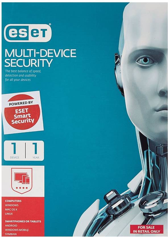Eset Multi Device Security 2 PC 1 Year