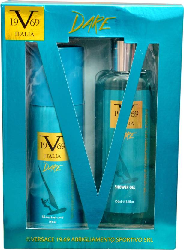 1db48d5ce Versace DARE GIFT SET Price in India - Buy Versace DARE GIFT SET ...