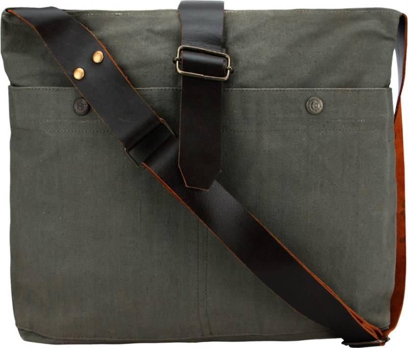 903279cb78c5 Buy Vivinkaa Sling Bag Khaki Online   Best Price in India