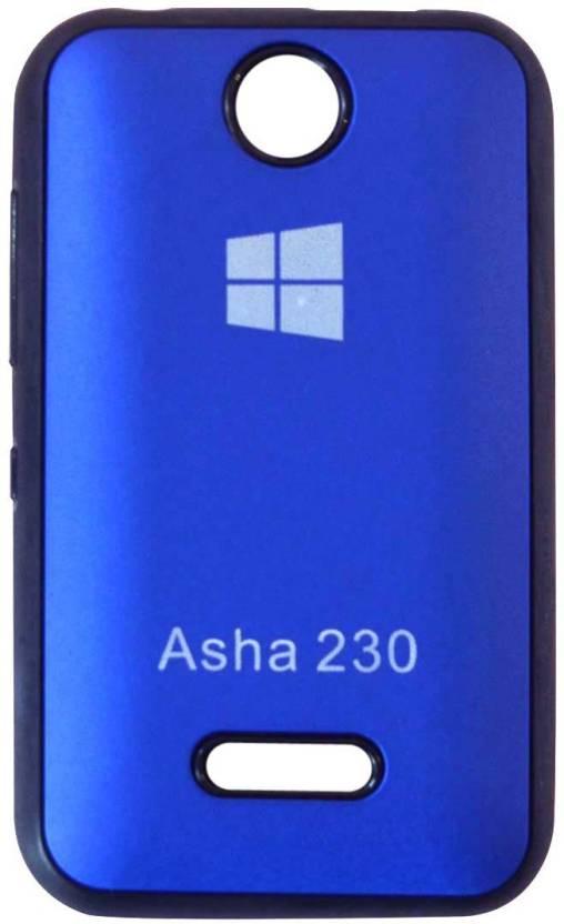 size 40 eec5f f6cdd Coverage Back Cover for Nokia Asha 230 - Coverage : Flipkart.com