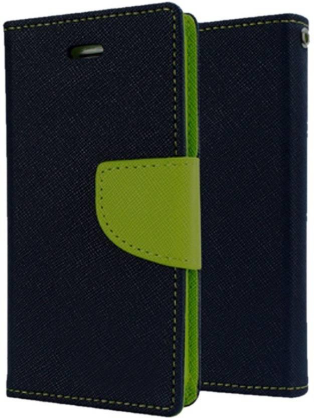 pretty nice f1c63 37e60 Balacase Flip Cover for Lenovo Vibe K5 Note