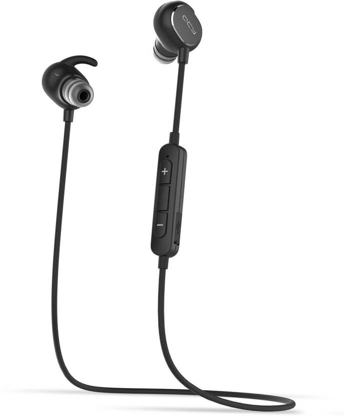 0dc20284cb8 qcy QY19 B Bluetooth Headset with Mic Price in India - Buy qcy QY19 ...