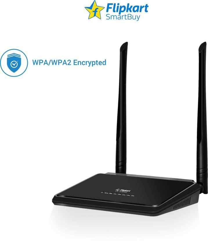 Flipkart SmartBuy Power Boost 300Mbps Wireless N Router