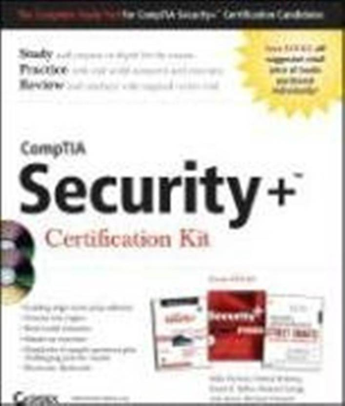 Comptia Security Certification Kit Papcdr Edition Buy Comptia
