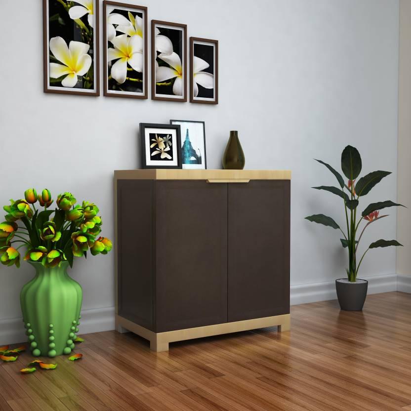 Nilkamal Freedom Plastic Free Standing Cabinet