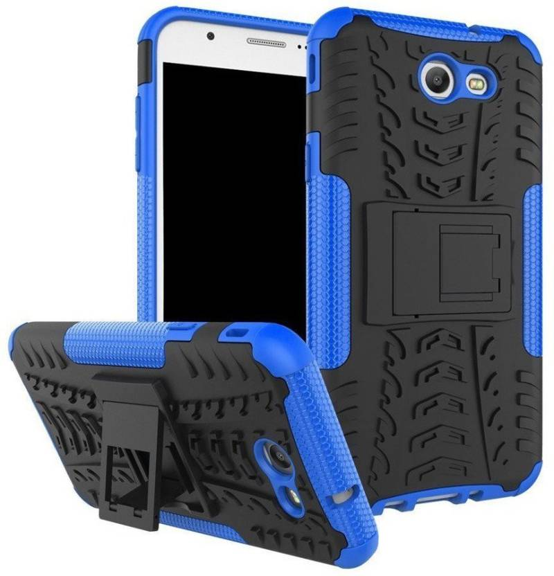 Noise Back Cover for Samsung Galaxy J7 Pro (Blue, Shock Proof, Rubber)