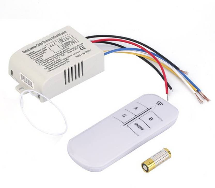 ACCESSOREEZ 10 Three Way Electrical Switch Price in India - Buy ...