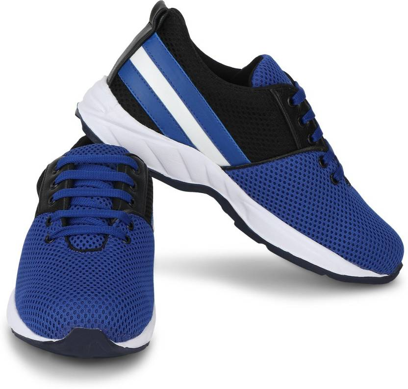 Kzaara Running Shoes For Men - Buy BLUE Color Kzaara Running Shoes ...