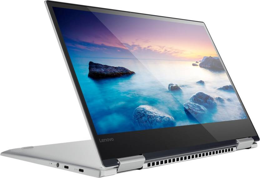 Lenovo Core i7 7th Gen - (8 GB/512 GB SSD/Windows 10 Home) Yoga 720 2 in 1 Laptop(13 inch, Platinum, 1.25 kg)