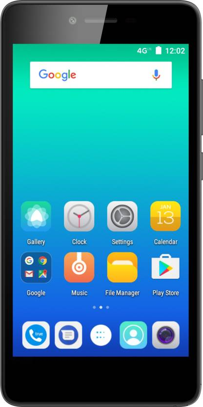 Micromax Spark 4G (Cosmic Grey, 8 GB)
