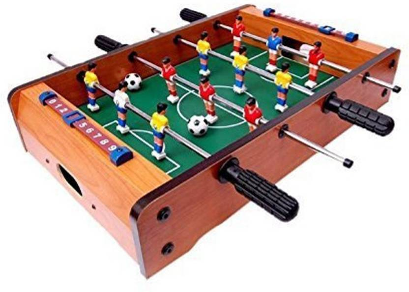 Toyshine Mid Sized Foosball Mini Football Table Soccer Game Lets