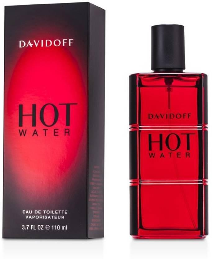 Zino Davidoff Hot Water By Zino Davidoff For men Eau De Toilette Spray, 3.7-Ounce / 100 ML
