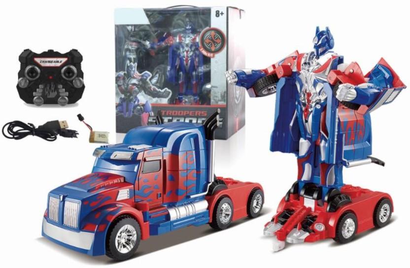 Miss Chief Optimus Prime Transformer Rc Car Rhflipkart: Rc Car Transformers At Cicentre.net