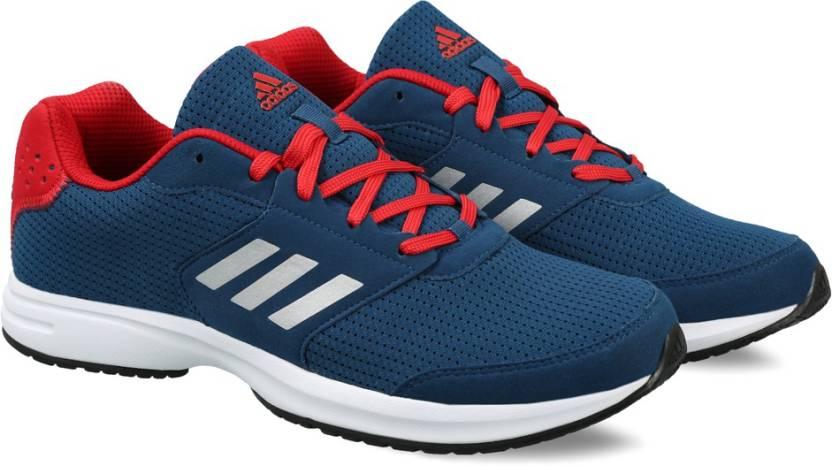 adidas kray 2 m per gli uomini comprano scarpe da corsa blunit / silvmt / scarle