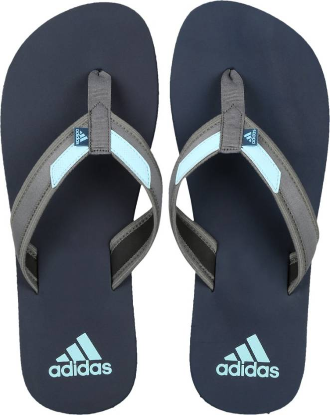 65ebbd63bf7c ADIDAS ADIRIO ATTACK 2 M Slippers - Buy CONAVY VISGRE ICEBLU Color ADIDAS  ADIRIO ATTACK 2 M Slippers Online at Best Price - Shop Online for Footwears  in ...