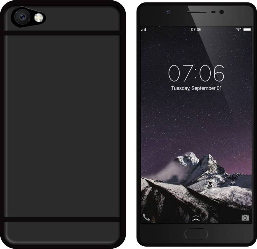 best service 006f8 a35ae Hupshy Back Cover for Vivo Y69