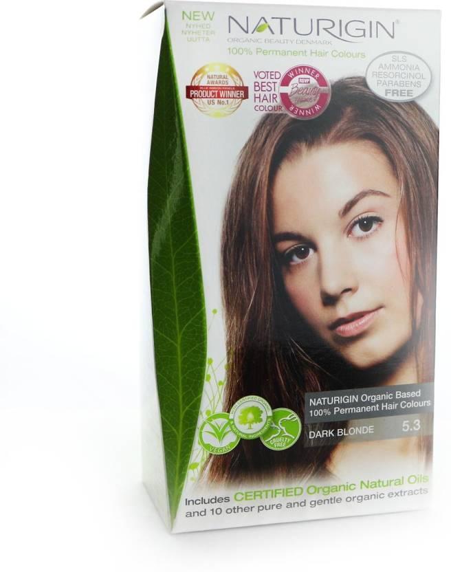 Naturigin Permanent Hair Color Price In India Buy Naturigin