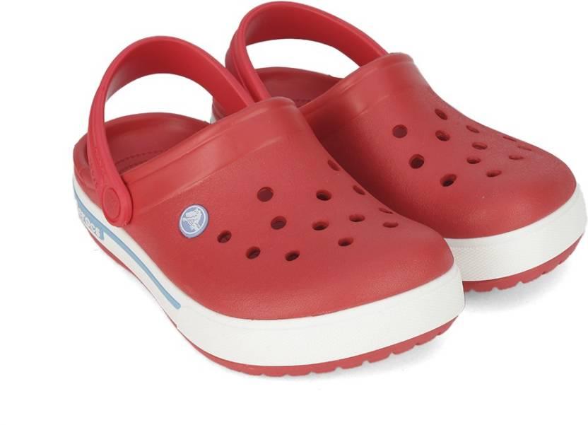 fc09ce035 Crocs Boys   Girls Slip-on Clogs Price in India - Buy Crocs Boys ...