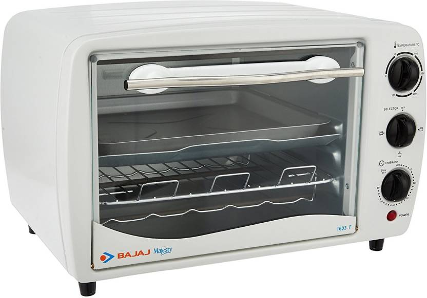 Bajaj 16 Litre 1603T Oven Toaster Grill OTG Price in India Buy