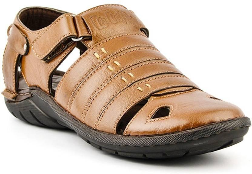 52faf6139115 Lee Cooper Men TanP1 Sports Sandals - Buy Tan Color Lee Cooper Men TanP1 Sports  Sandals Online at Best Price - Shop Online for Footwears in India ...