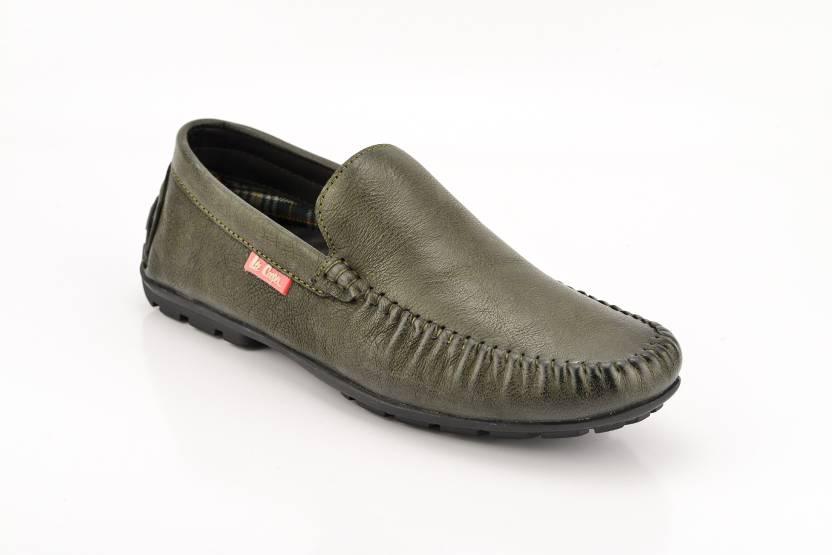 124429490c9 Lee Cooper Loafers For Men - Buy Olive Color Lee Cooper Loafers For ...