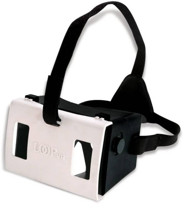 loop VR Box VR Google Cardboard Inspired Virtual Reality 3D