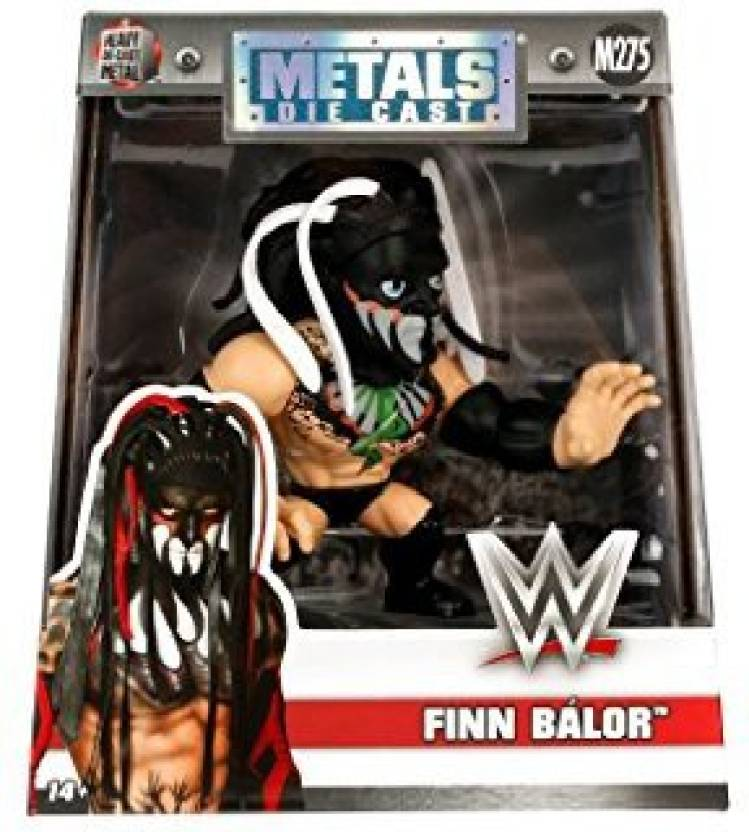 Metals Wwe Classic 4 Finn Balor M275 Toy Figure Wwe Classic 4