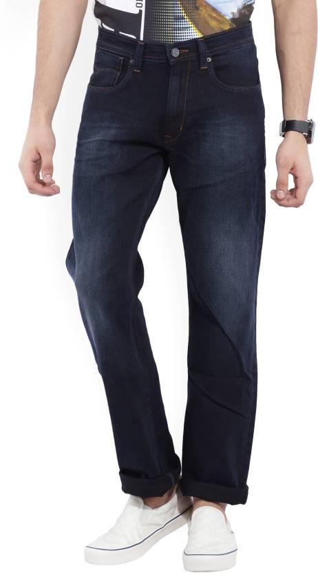 64ca436a Lee Regular Men Dark Blue Jeans - Buy LOOP TYE BLACK OD Lee Regular Men  Dark Blue Jeans Online at Best Prices in India   Flipkart.com