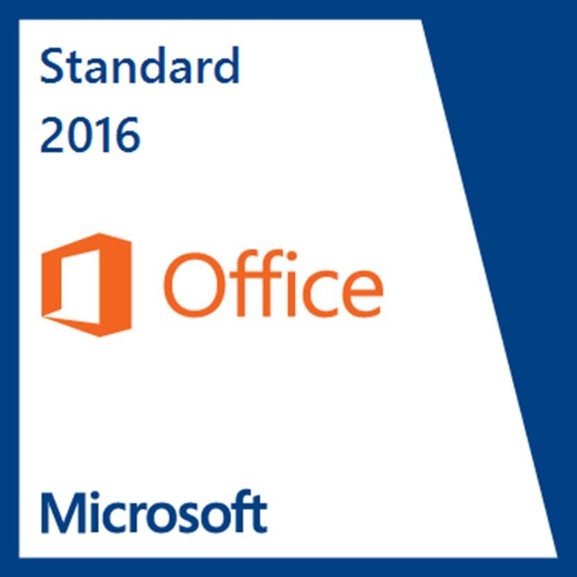 Microsoft Office Standard 2016 cheap license