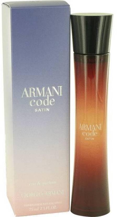 2a3bf613aeb63 Buy Armani Code Satin by Giorgio Armani Eau de Parfum - 75 ml Online ...
