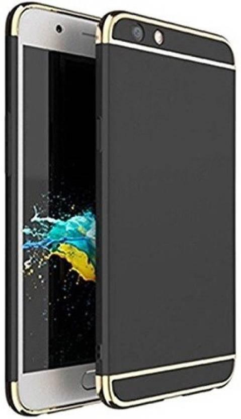 100% authentic 55e24 46632 Ifra Back Cover for Oppo CPH 1701 - Black - Ifra : Flipkart.com