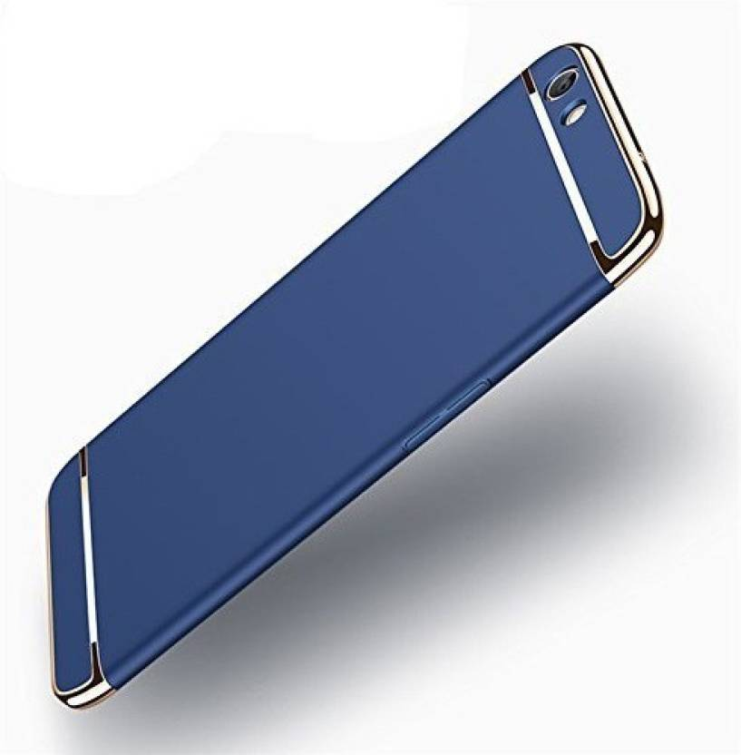 premium selection 6bffd 7f089 Ifra Back Cover for Oppo CPH 1701 - Blue