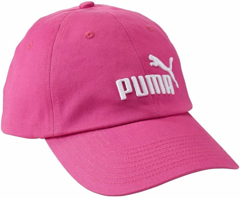 b25a15c3c1b Puma Solid Pink Men s Baseball Cap - Buy Puma Solid Pink Men s Baseball Cap  Online at Best Prices in India