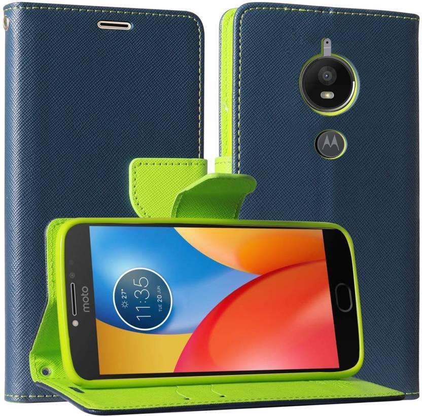 quality design aba6a 94274 TrendPlayer Wallet Case Cover for Motorola Moto E4 Plus
