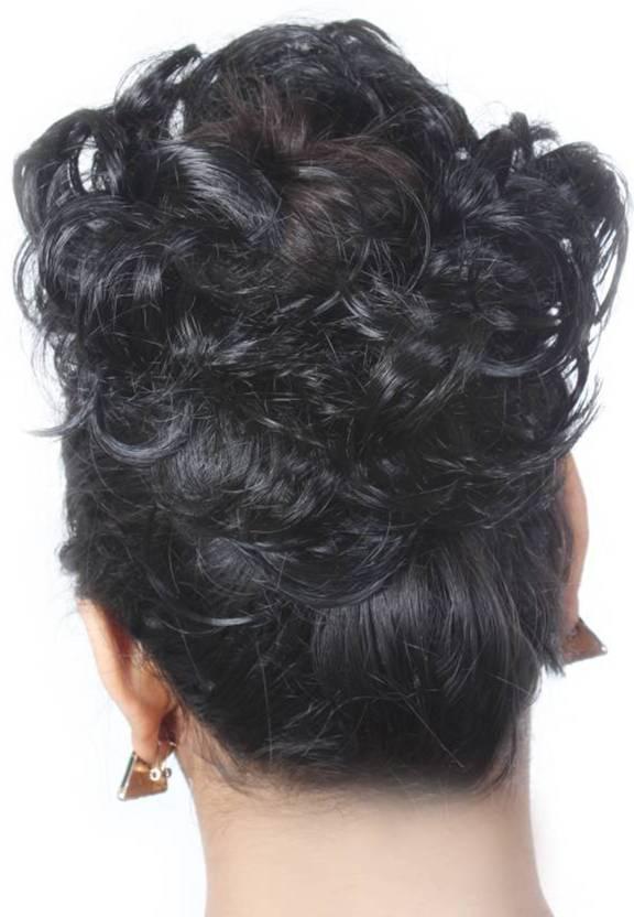 Chanderkash Hair Bun Rubber Elastic Flexi All Purpose Use Bun Braid