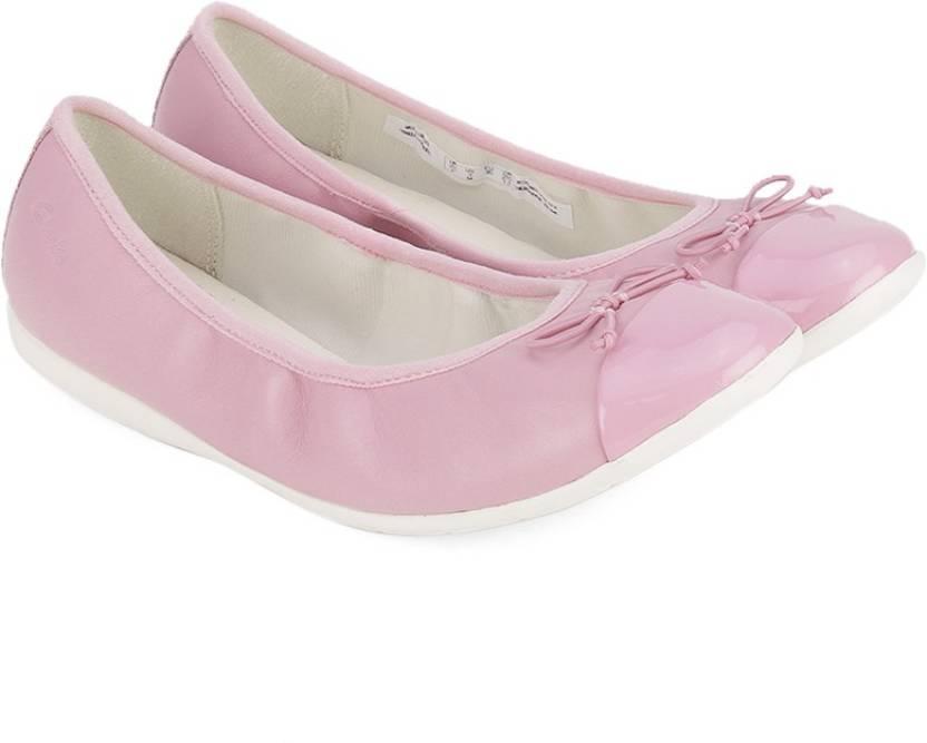 a61d9a004e Clarks Girls Slip on Ballerinas Price in India - Buy Clarks Girls ...