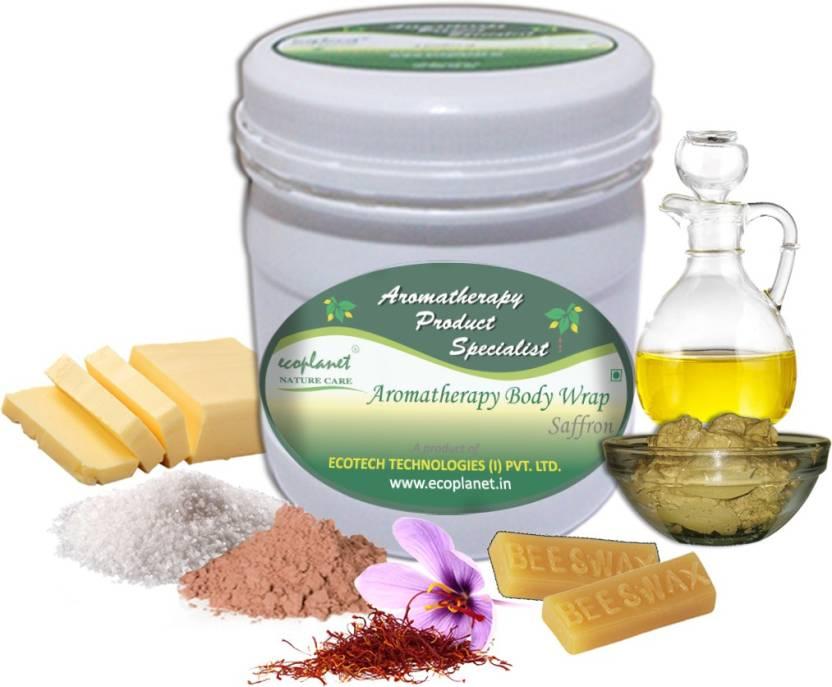 ecoplanet Aromatherapy Scrub Sugar Base Seaweed Scrub