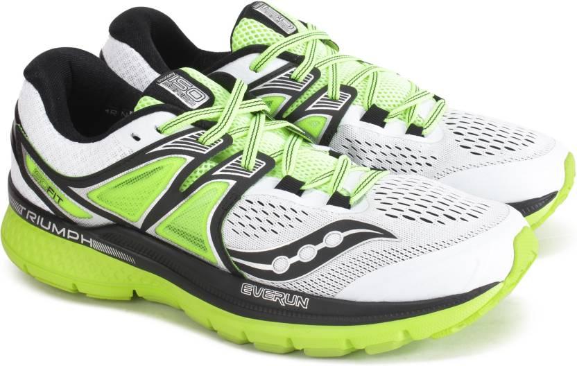 c963c752 Saucony TRIUMPH ISO 3 Running Shoes For Men - Buy WHT BLK Color ...