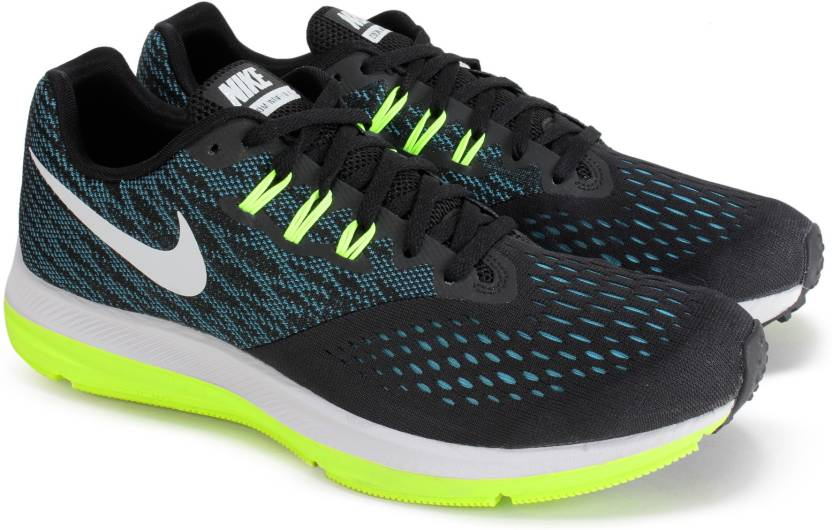 new style 06ce3 4a2f9 Nike AIR ZOOM WINFLO 4 Running Shoes For Men