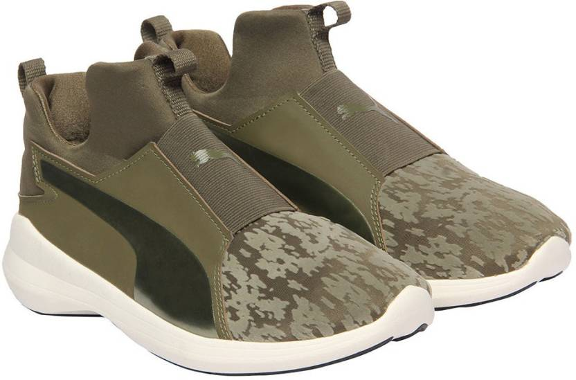 c5e7a48df06899 Puma Puma Rebel Mid Wns VR Slip On Sneakers For Women - Buy Puma ...