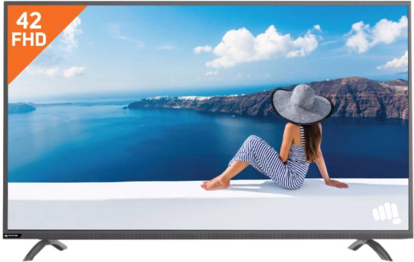 Micromax 106cm (42 inch) Full HD LED TV  (42R7227FHD/42R9981FHD)