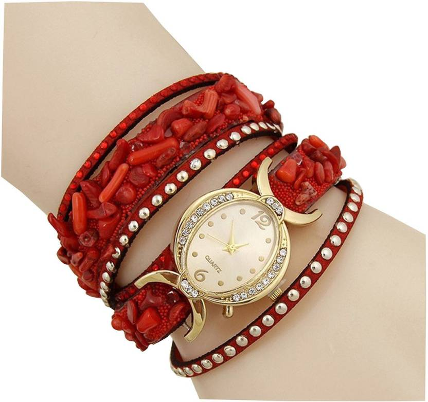 Aelo Fashion Bracelet Watch For Women