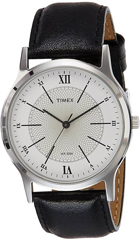 Timex ZR-VV Watch - For Men